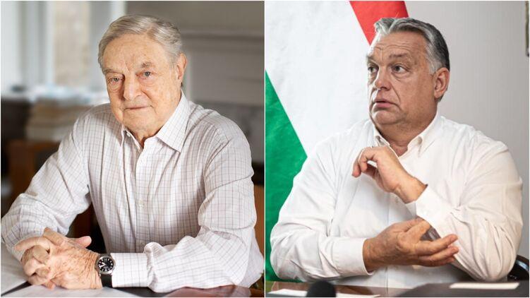 У конфлікті Євросоюзу з двома своїми східними флангами - Угорщиною і Польщею - все більш активно проявляється участь американського мільярдера Джорджа Сороса.