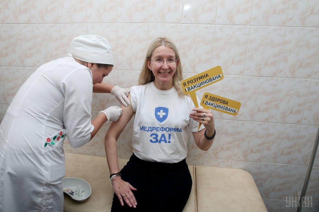 Зарплата в.о. міністра охорони здоров'я перевищує 26 тисяч гривень.