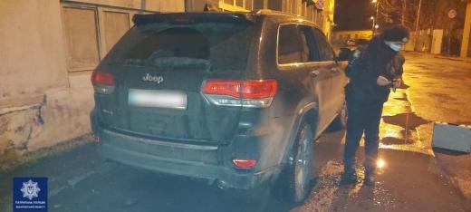 Сегодня вечером в Ужгородский полицейский поступило сообщение о краже.