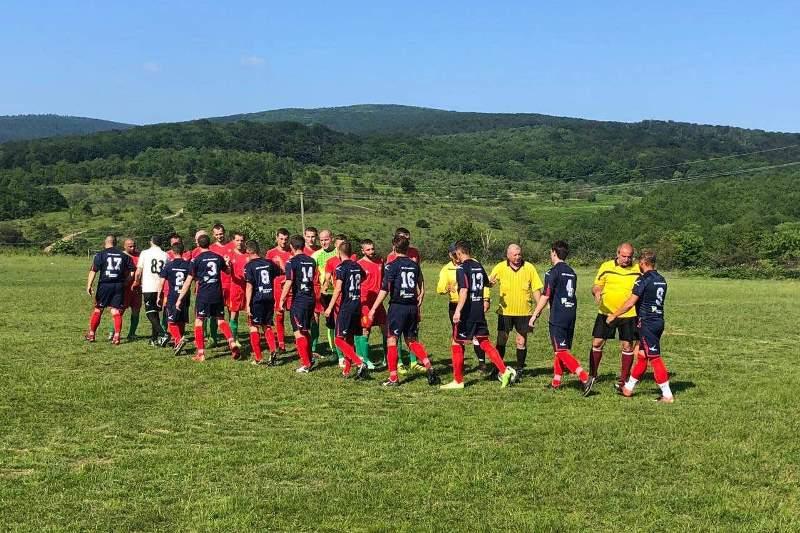 9 червня, відбувся 6 тур чемпіонату Ужгородського району з футболу.