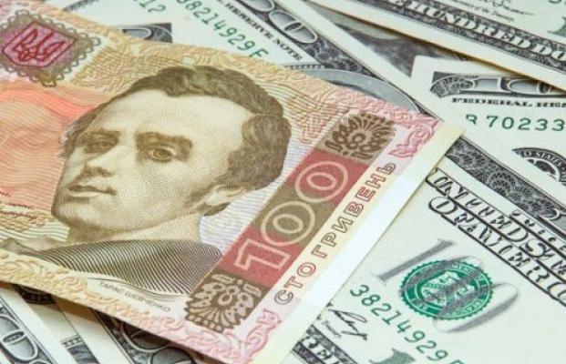 Офіційний курс гривні продовжує зміцнюватися. Долар і євро впали