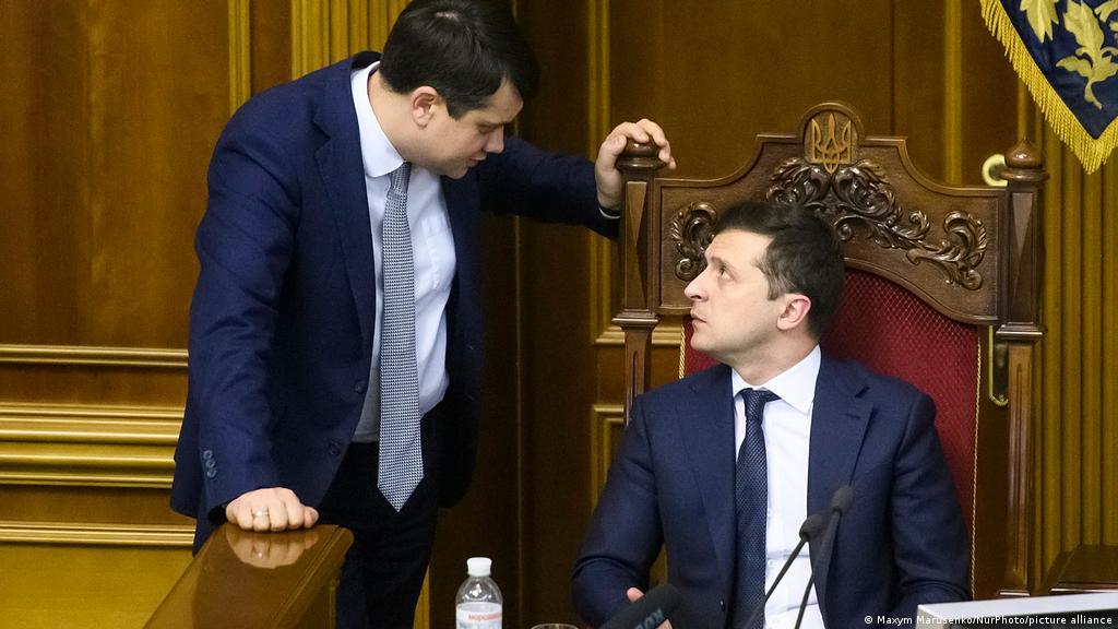 Голосування за відставку голови Верховної Ради заплановано на четвер, 7 жовтня.