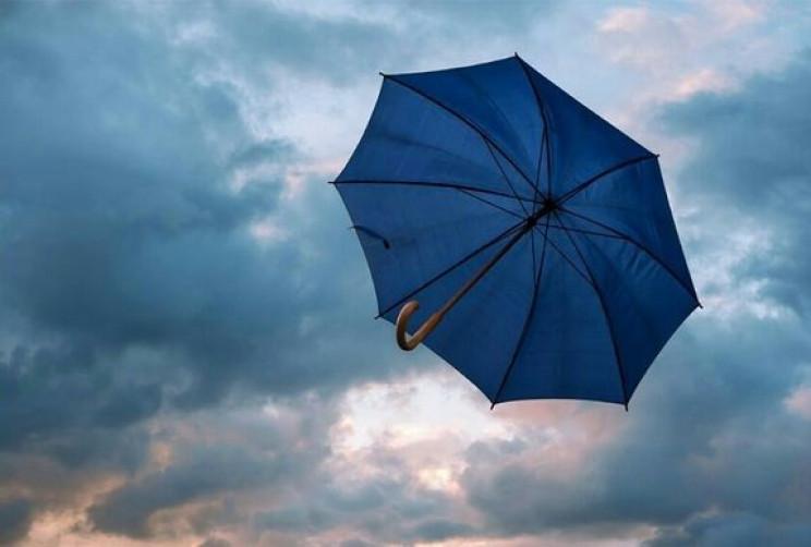 На Закарпатті оголосили штормове попередження.