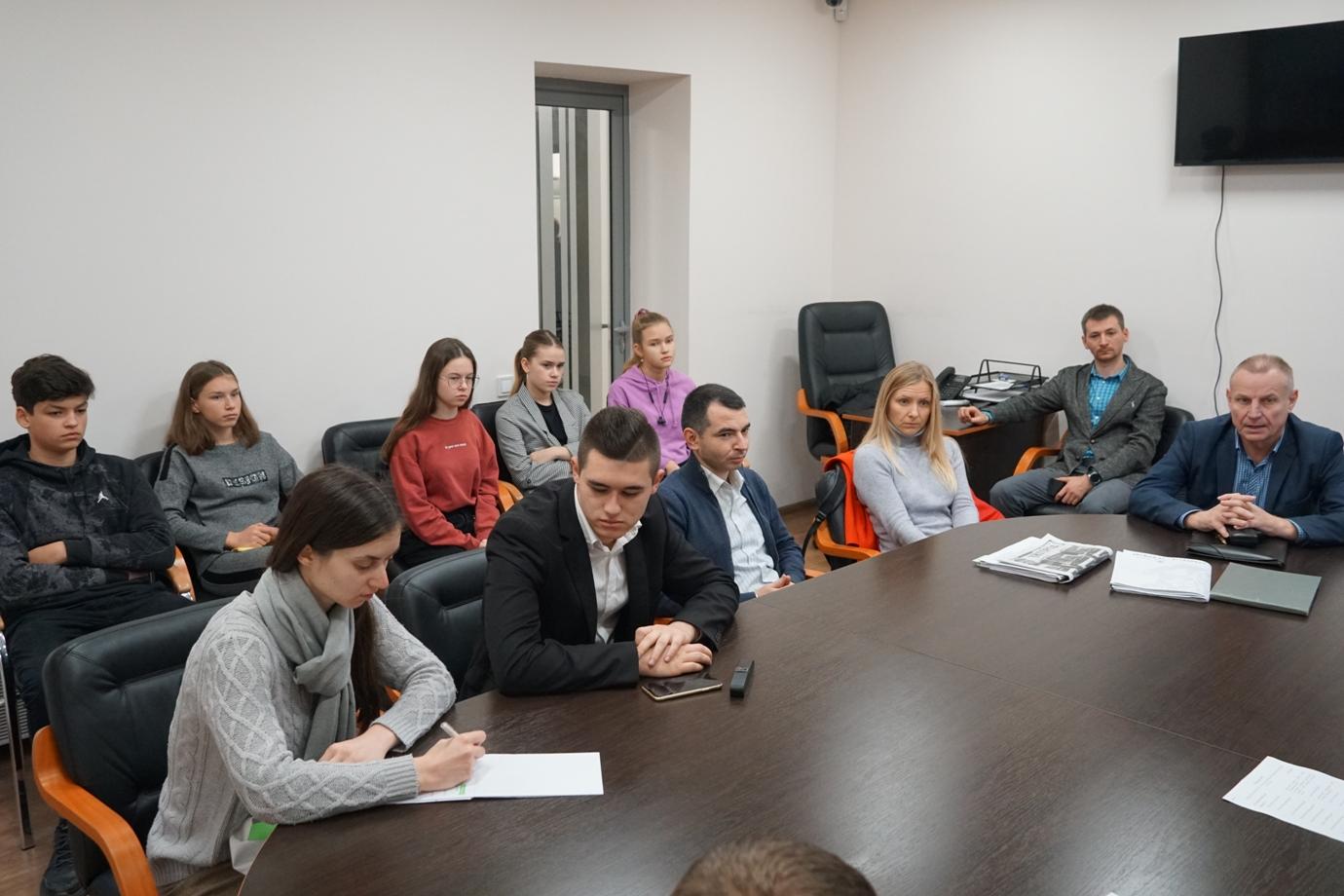 Засідання експертної комісії з впровадження бюджету громадської ініціативи відбулося сьогодні в Ужгородській міській раді.