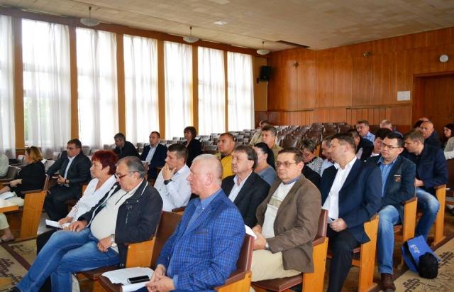 В п'ятницю відбудеться сесія Берегівської районної ради / ПРОГРАМА