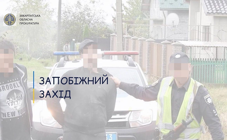 Речь идет о событиях, которые произошли вчера в селе Цыгановка Ужгородского района.