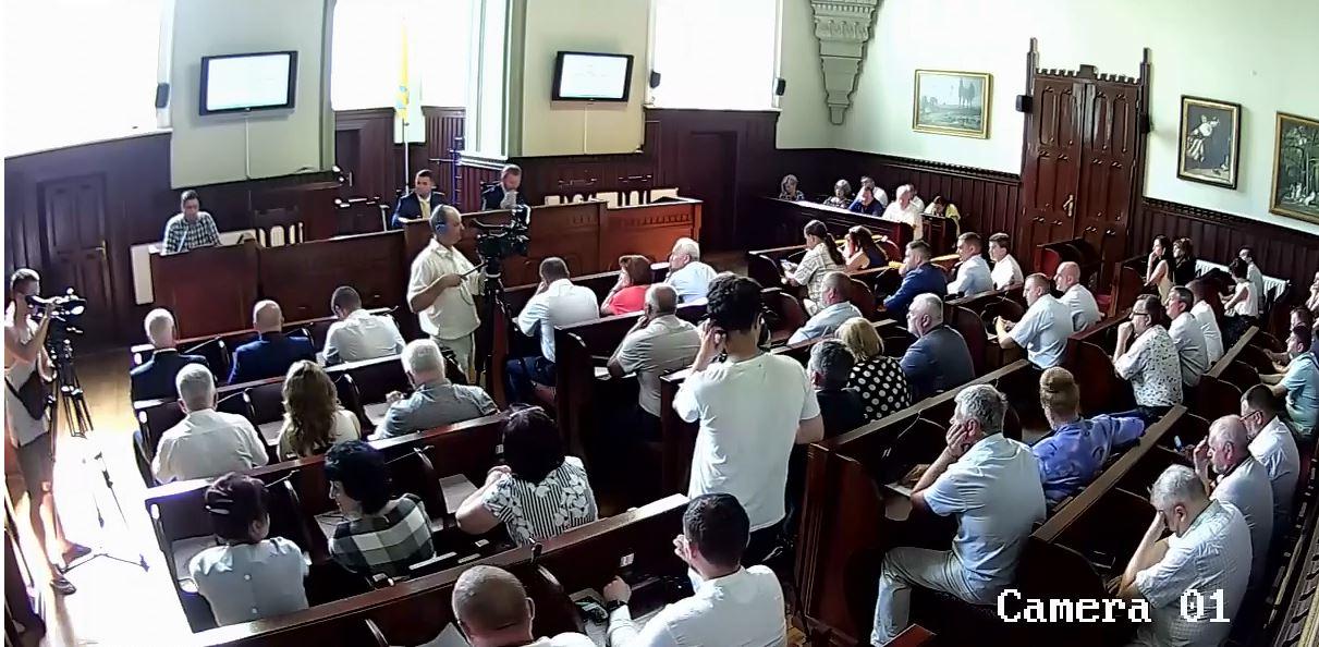 Сьогодні, 27 червня, у Мукачеві проходить 58-ма сесія Мукачівської міської ради 7-го скликання.