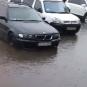 Через зливу вулиці Виноградова опинилися у воді / ВІДЕО