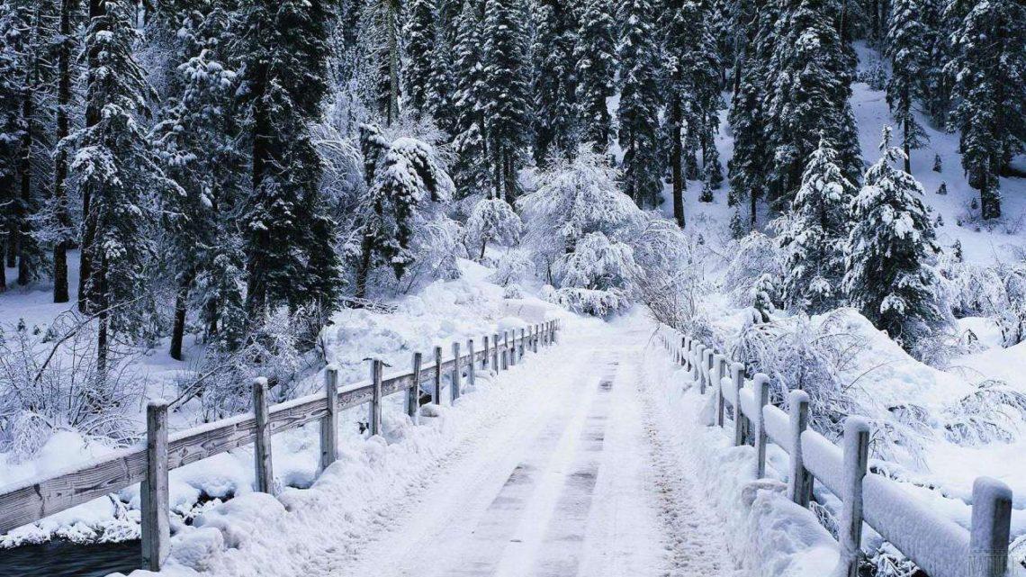 Температура воздуха ночью 0-5 градусов мороза, днем 8-13 градусов, в горах местами до 5 градусов тепла.