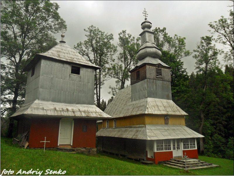 Церква Св. Миколая Чудотворця, XVII ст