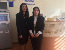 Представники Полянської ОТГ вивчали досвід роботи зразкових ЦНАПів Рівненщини та Франківщини