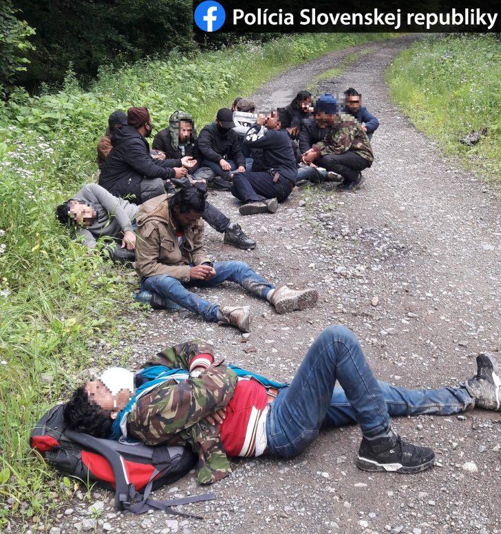 Об этом рассказали в полиции Словацкой Республики.