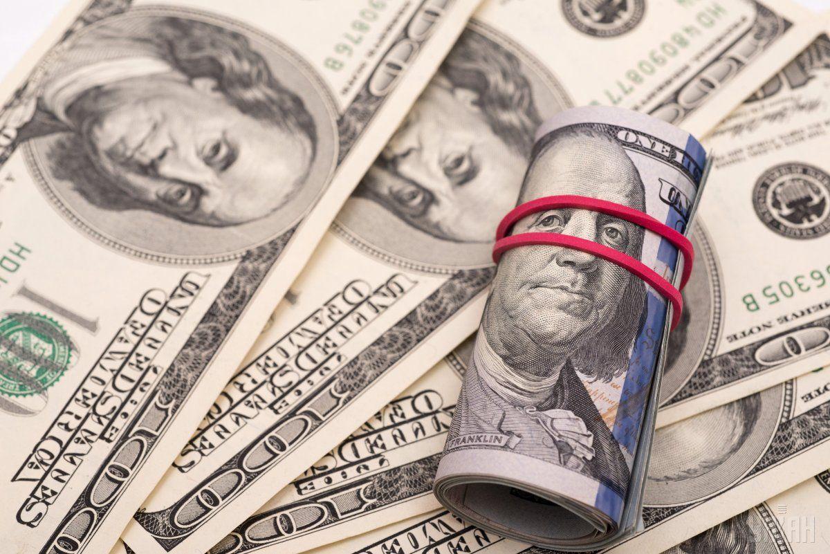 Протягом листопада українці купили 1,008 млрд доларів.