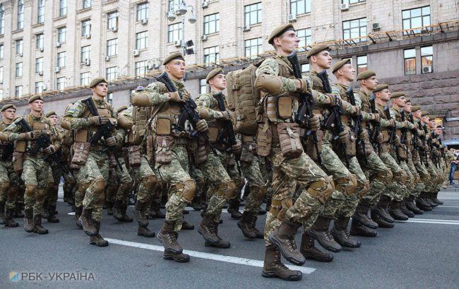 Президент Зеленський скасував військовий парад в День незалежності України - 24 серпня.
