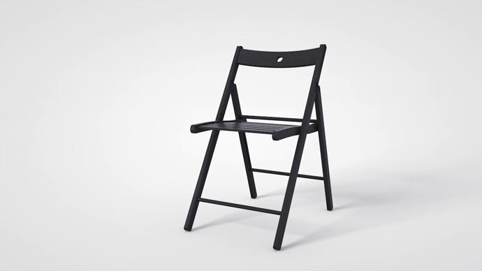 Розкладні стільці Terje,що продаються у мережі магазинів ІКЕА, виробляють з незаконно вирубаного українського бука.