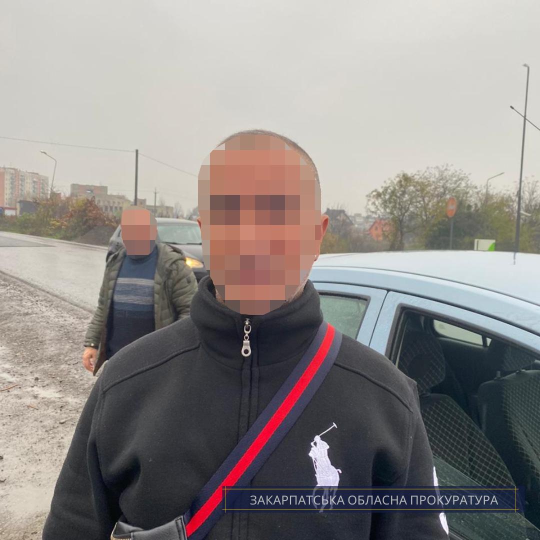 Іноземець погодився сприяти незаконному переправленню нелегальних мігрантів через українсько-румунський кордон.