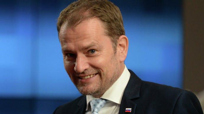 Прем'єр-міністр Словаччини Едуард Хегер у п'ятницю прибуде в Київ з офіційним візитом.