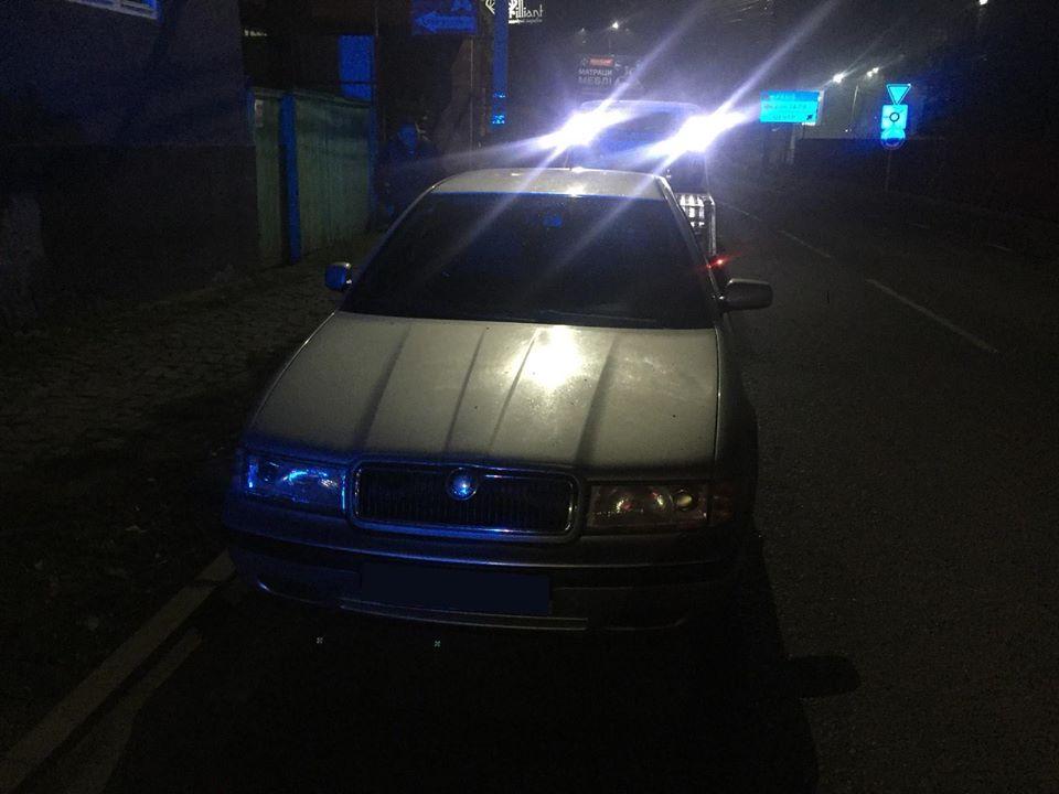 Ще шістьох нетверезих водіїв виявили за минулу добу працівники обласного управління патрульної поліції.