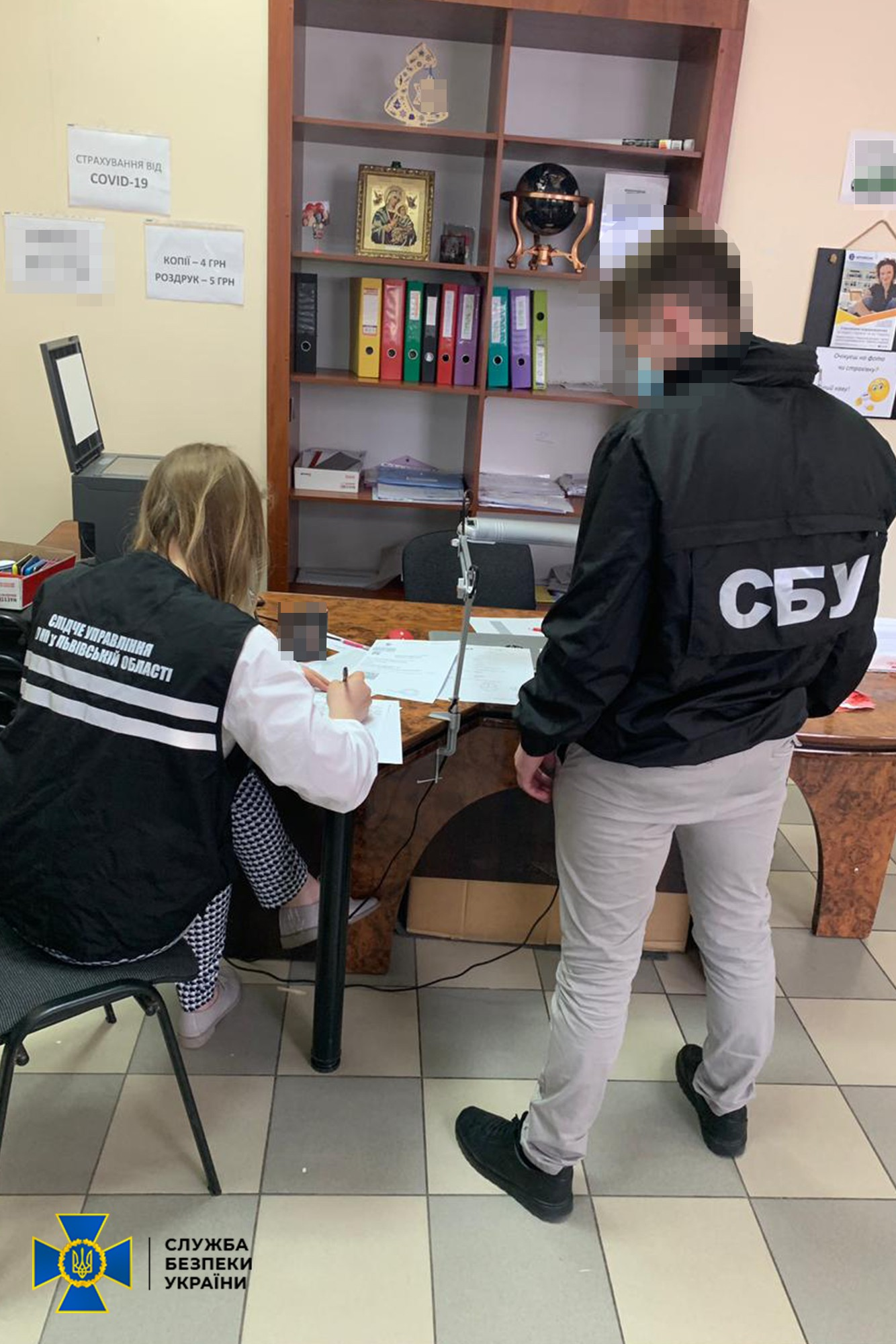 Во Львовской области СБУ заблокировала схему масштабной фальсификации результатов ПЦР-тестов на COVID-19.
