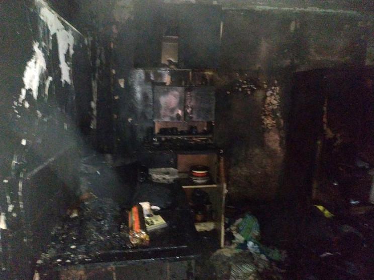У селі Нове Давидково протягом ночі сталося дві пожежі, на одній з яких загинула людина.