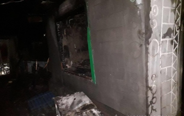На пожежі під Запоріжжям загинуло двоє дітей, мати наклала на себе руки