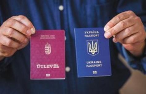 З'ясувалося, що часто їх отримували не етнічні угорці, а українці з липовими документами.
