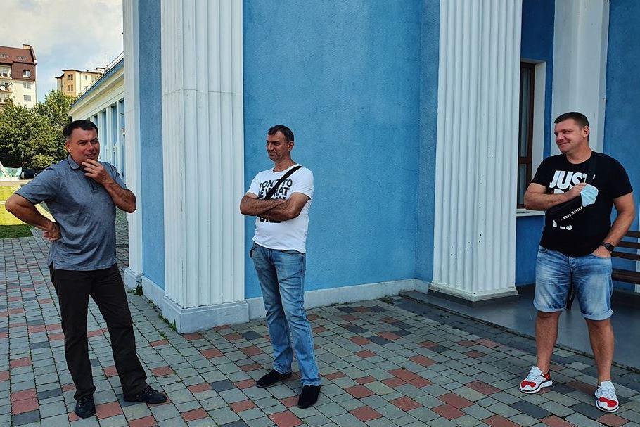 А новим головним тренером ужгородського клубу став Володимир Васютик, який до цього працював у ФК