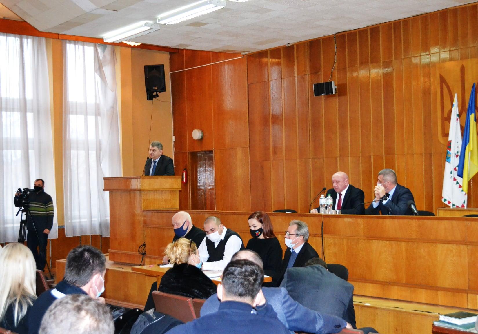 Заместителем председателя Береговского райсовета стал бывший председатель Вынохрадовской районной государственной администрации Михаил Кочиш.