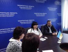 В Закарпатті ініціювали створення «Асоціації регіонального розвитку Свалявщини»
