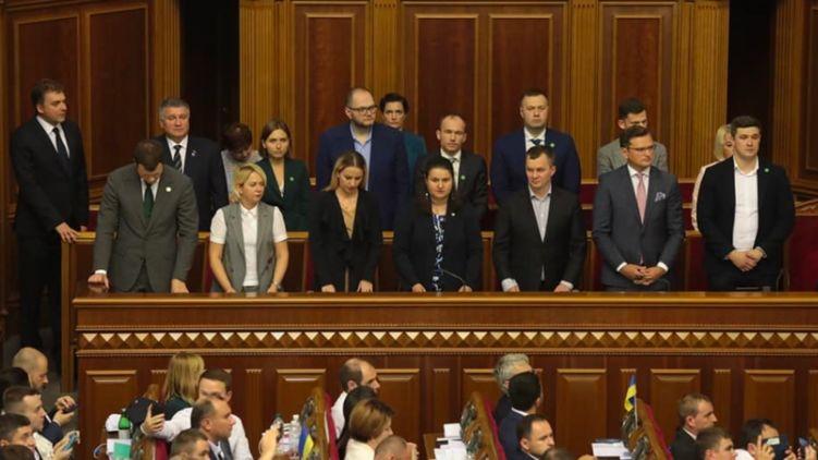 Сьогодні, 2 вересня, пройшло перше засідання нового уряду, яке на минулому тижні очолив Олексій Гончарук.