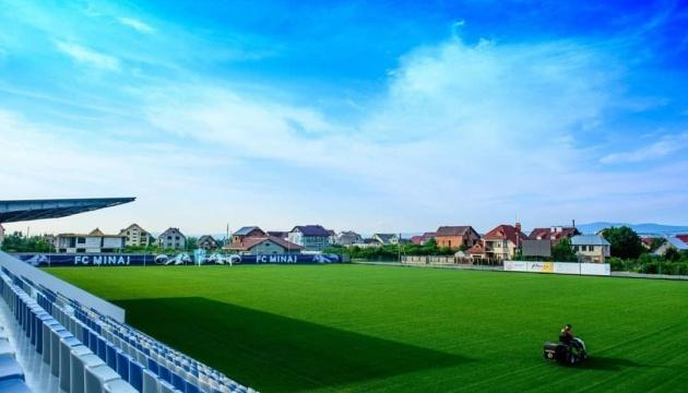 Сьогодні, 22 травня, у контрольному матчі, що пройшов на стадіоні села Минай, що під Ужгородом.