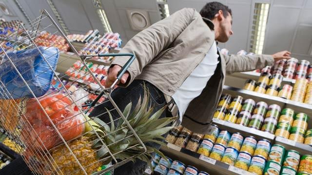 На Прикарпаття зросли ціни на продукти харчування та безалкогольні напої зросли на 1,3%