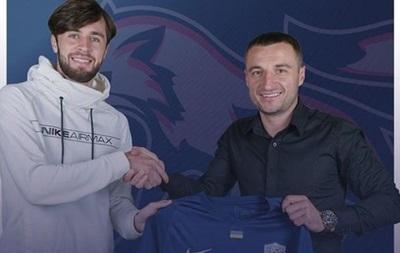 Також з командою підписав контракт гравець молодіжної збірної ПАР.