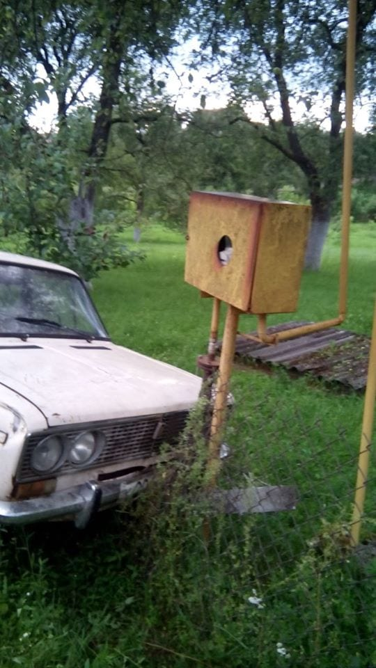 Мешканці будинків на вулиці Суворова у селі Золотарьово у вівторок, 7 липня, залишилися без газопостачання.