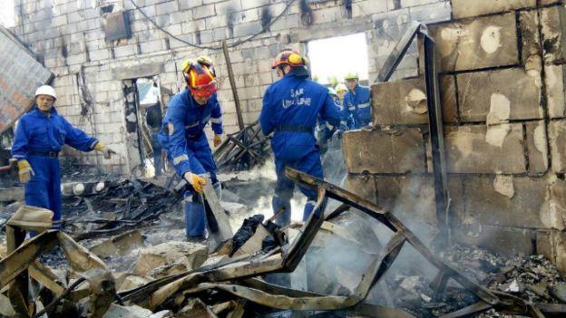 Трагедія! 17 людей загинули під час пожежі в будинку для людей похилого віку на Київщині