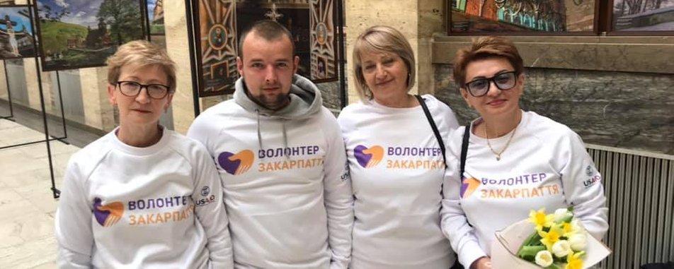 В Ужгороде открылся волонтерский центр.