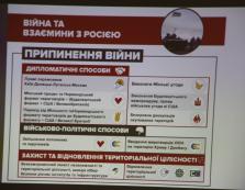 В Ужгороді презентували результати аналізу партійних програм