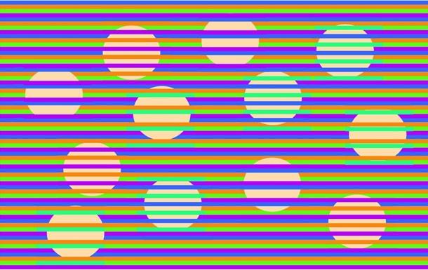 Нова оптична ілюзія стала хітом мережі