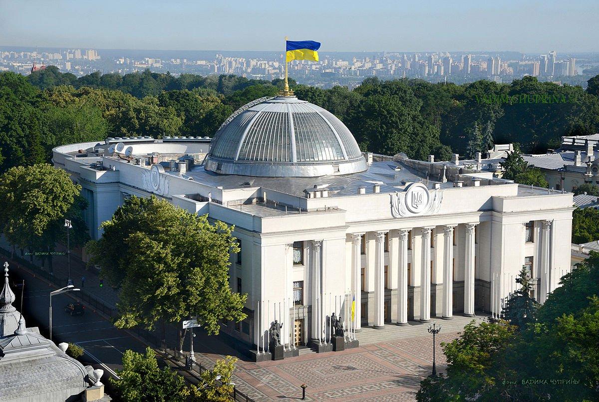 На посаду нового голови Верховної Ради України фракція партії «Слуга народу» пропонуватиме Дмитра Разумкова.
