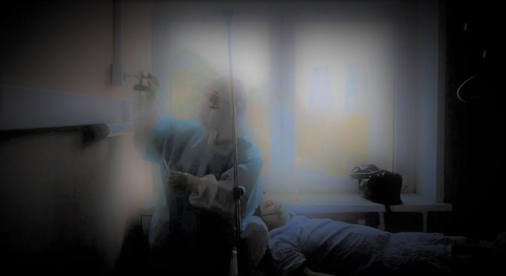 У Мукачеві відключилась система електропостачання терапевтичного корпусу, де знаходяться два відділення із хворими на коронавірус.