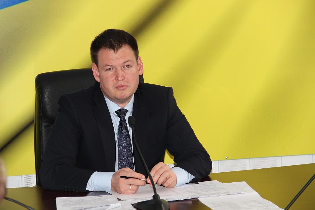 Олексій Гетманенко приступив до виконання обов'язків голови Закарпатської облдержадміністрації.
