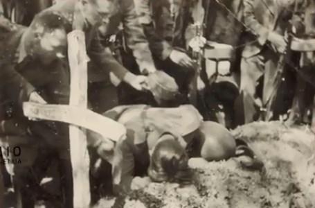 Уникальные фотографии событий 1939 года были привезены из Соединенных Штатов Америки.