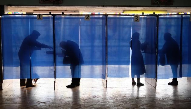 Сьогодні віддати свій голос за кандидатів прийшли майже 40% виборців.