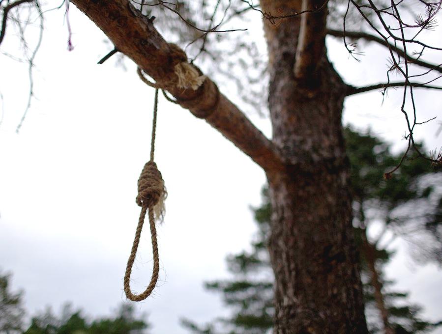 Поруч із селом Луги Рахівського району Закарпатської області знайшли мертвим чоловіка, який вчинив самогубство.