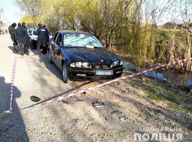 На днях в полицию поступило сообщение, что в селе Большие Лучки Мукачевского района из цыганского поселения слышны выстрелы.