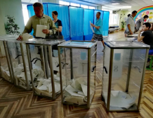 В Закарпатті день виборів пройшов відносно спокійно