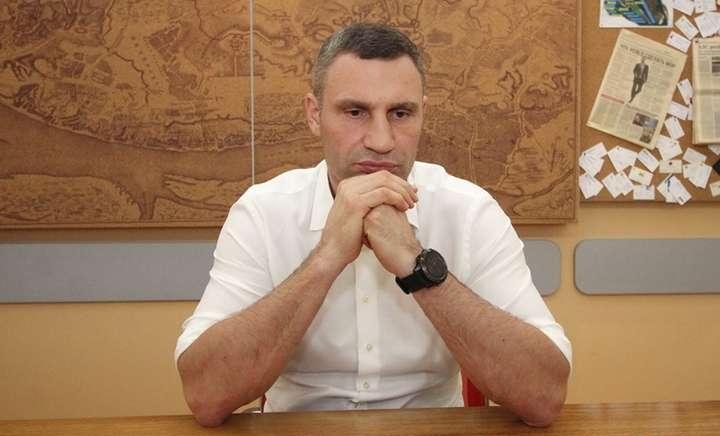 Раніше Віталій Кличко виступав проти призначення людини Зеленського на посаду голови КМДА.