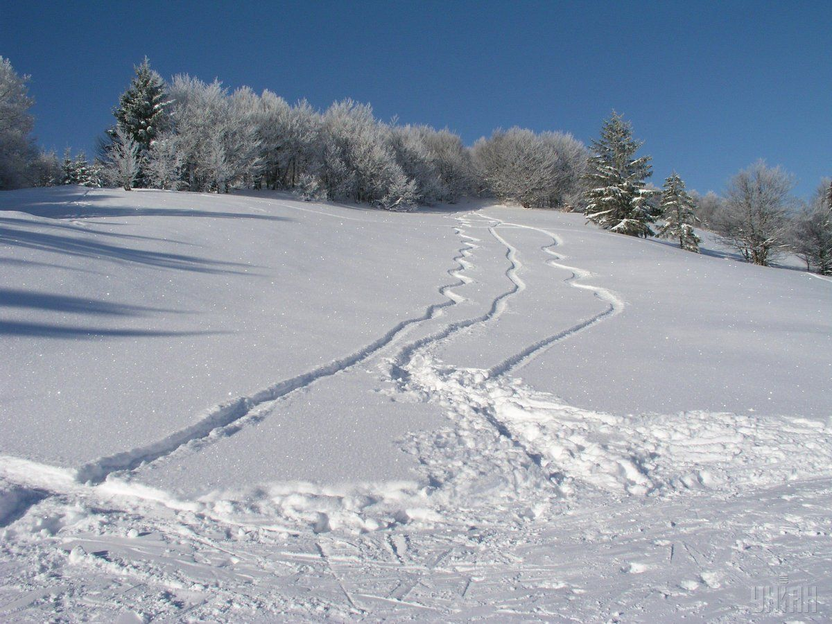 Протягом 13-14 квітня в Івано-Франківській і Закарпатській областях очікується сніголавинна небезпека.