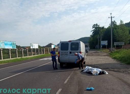 У ДТП, яка трапилася сьогодні зранку по вулиці Копанській, загинув 61-річний мешканець Виноградова.