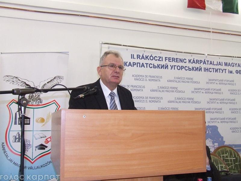 Про це повідомив голова Товариства угорських підприємців Закарпаття Ласло Віраг – основний організатор експозиції.